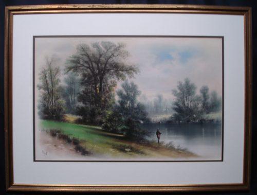 fishing-framed