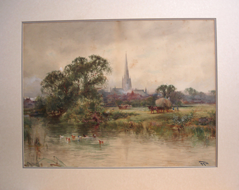 Fox, Henry Charles (1855-1929)