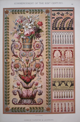 Historic Styles of Ornament (19 C)