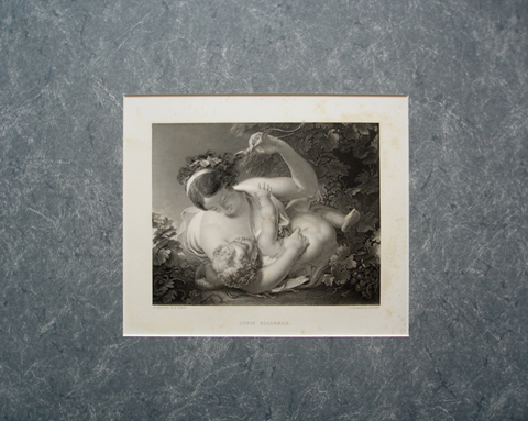 Miscellaneous Uncolored Genre Engravings (19th Century)