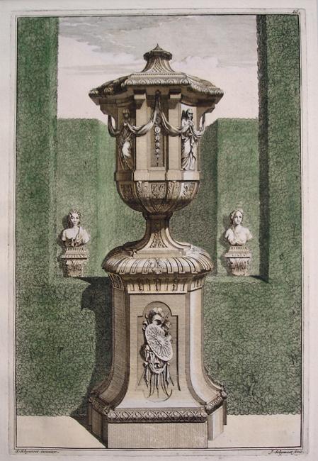 (Large Garden Urn)