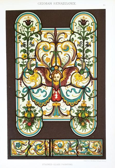 Historic Styles of Ornament (19 C)