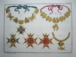 Architecture Antique Engraving Print