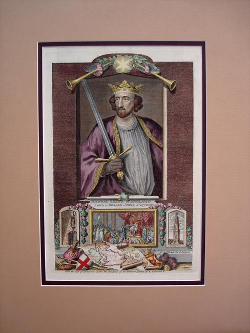 Edward King of England