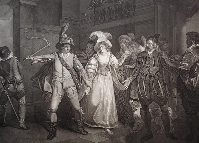 Taming of the Shrew, Act II, Scene II (William Shakespeare)