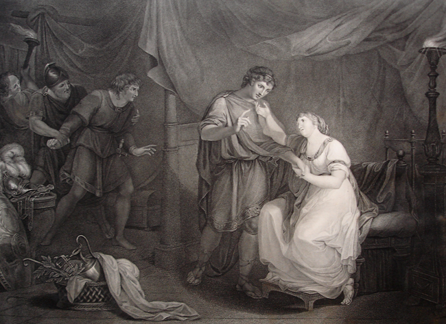 Troilus and Cressida, Act V, Scene II (William Shakespeare)