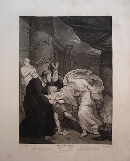 Titus Andronicus, Act IV, Scene I (William Shakespeare)