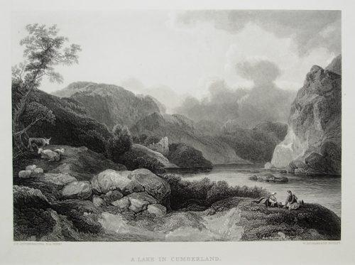 A Lake in Cumberland