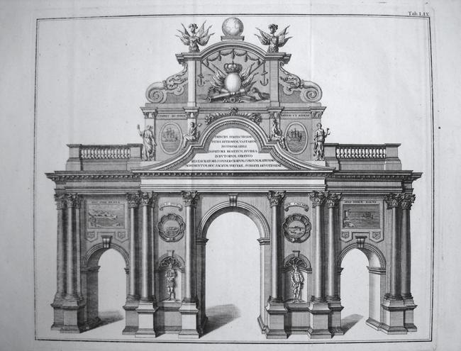 Penther, Johann Friedrich (1693-1749)
