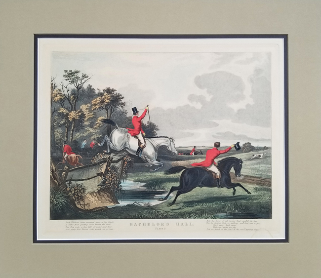 Miscellaneous Sporting and Equestrian (19th Century)