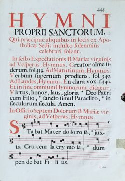 Psalter, Music (1727, Venice)